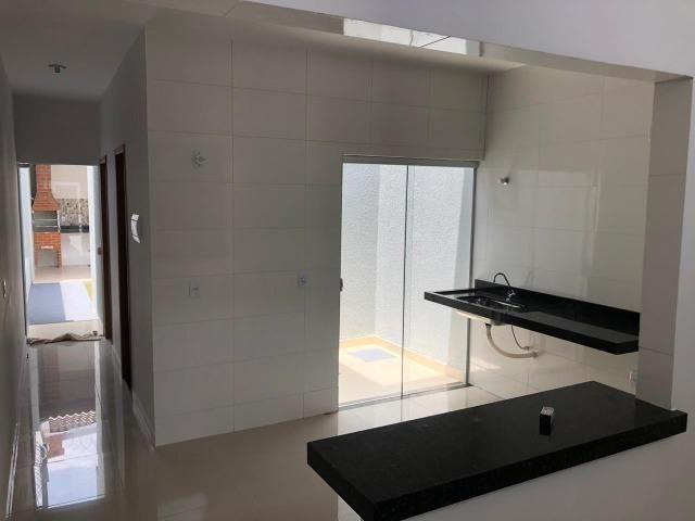Casa nova 2 suites 2 vagas otima localização ac financiamento - Foto 16