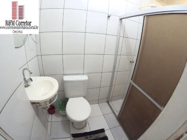 Apartamento por temporada na Praia do Futuro em Fortaleza-CE A Partir R$ 180,00 - Foto 13