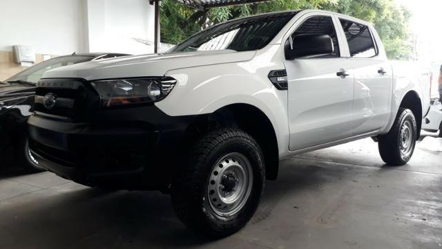 Ford Ranger CD XL 2.2 4X4 Diesel 2020/21 - Foto 4