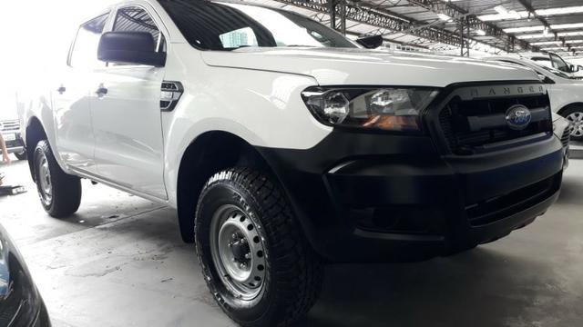 Ford Ranger CD XL 2.2 4X4 Diesel 2020/21 - Foto 2
