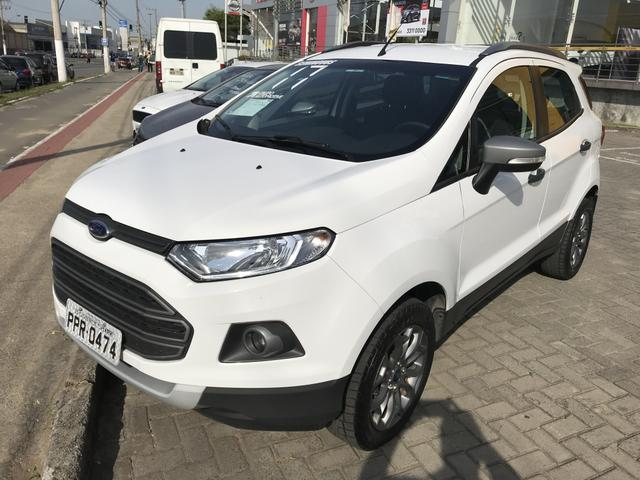 Ford Ecosport 1.6 Freestyle 2017 oportunidade só hoje