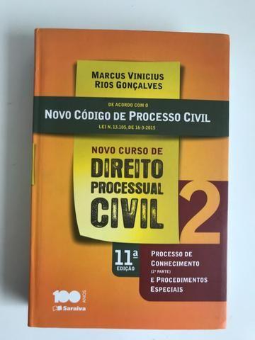 123d927a7f6 Novo Curso de Direito Processual Civil (Processo de  Conhecimento Procedimentos Especiais)