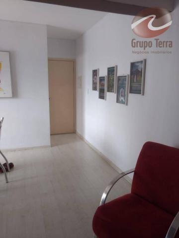 Apartamento com 3 dormitórios à venda, 77 m² por r$ 280.000 - jardim satélite - são josé d - Foto 2