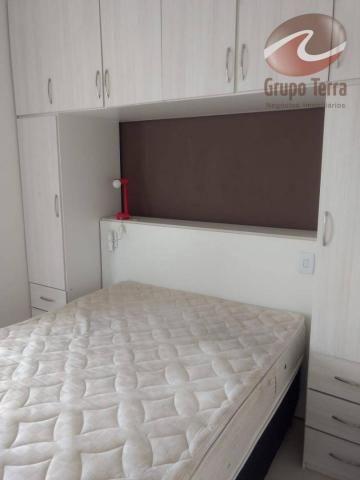 Apartamento com 3 dormitórios à venda, 77 m² por r$ 280.000 - jardim satélite - são josé d - Foto 4