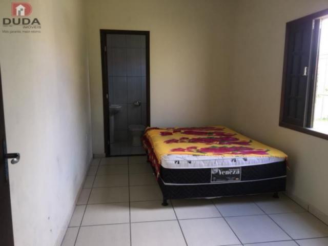 Casa à venda com 3 dormitórios em Zona sul, Balneário rincão cod:25166 - Foto 10