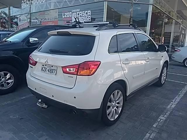 Mitsubishi Asx 2.0 4X4 Top -Único dono - Teto Panor. - Helena * - Foto 2