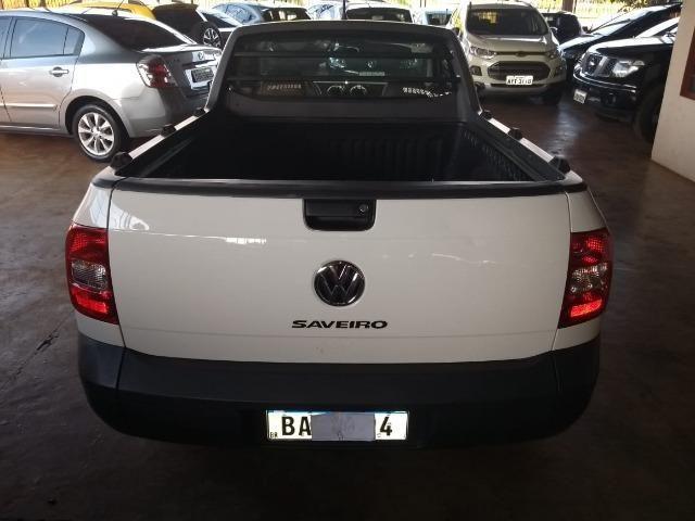 Vw - Volkswagen Saveiro Cab Simples Completa - Foto 8