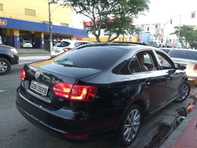 Jetta 2.0 2014 confortline o mais Novo de Sergipe com bancos caramelos - Foto 13