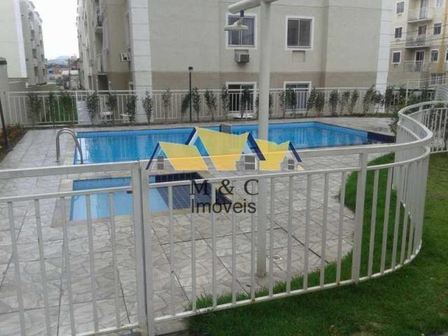Apartamento à venda com 2 dormitórios em Irajá, Rio de janeiro cod:MCAP20254 - Foto 3