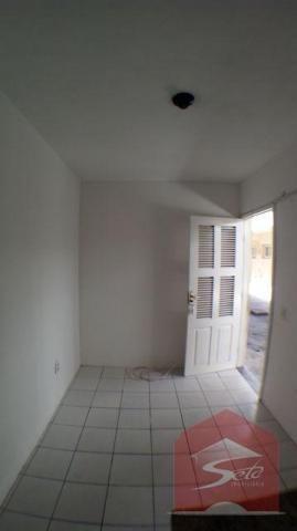 Apartamento c/ 2 dormitórios para alugar, 40 m², r$ 400/mês, serrinha. - Foto 5
