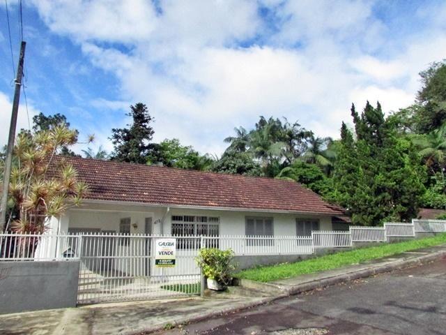 Casa à venda com 2 dormitórios em Atiradores, Joinville cod:10116