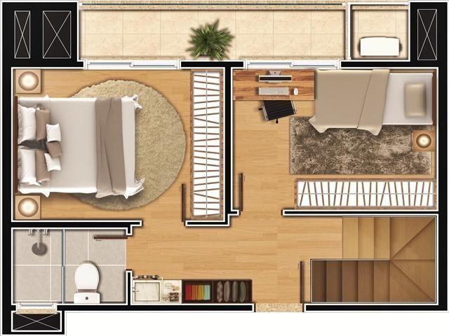 Apartamento à venda com 2 dormitórios em América, Joinville cod:8810 - Foto 12