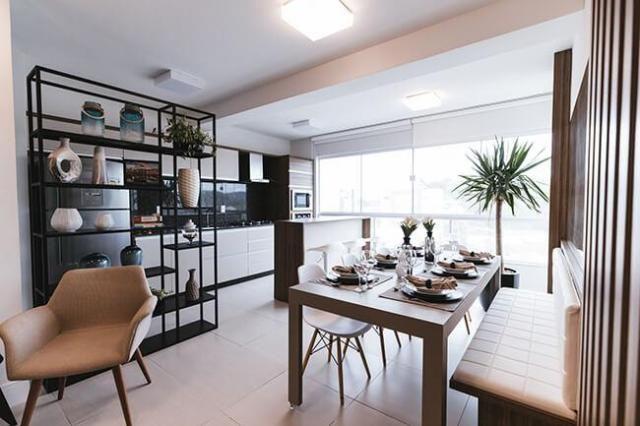 Apartamento à venda com 3 dormitórios em Costa e silva, Joinville cod:8453 - Foto 2
