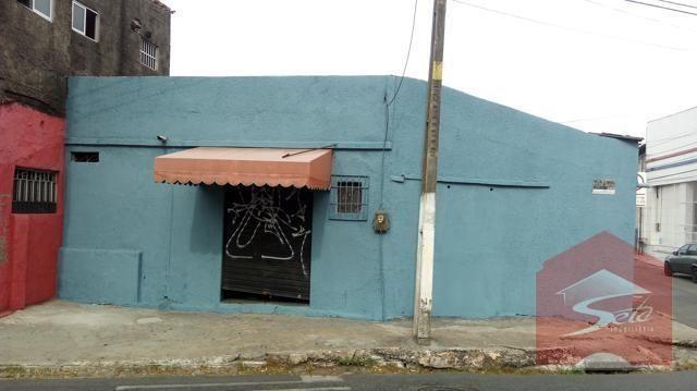 Casa comercial para locação próximo ao shopping benfica.