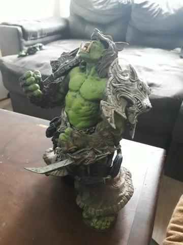 DC Unlimited Series 1 - Rehgar Earthfury - World of Warcraft - Foto 2