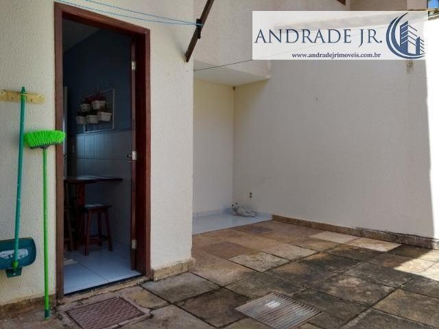 Casa duplex em condomínio no Porto das Dunas, nascente, com vista mar e área de lazer - Foto 16