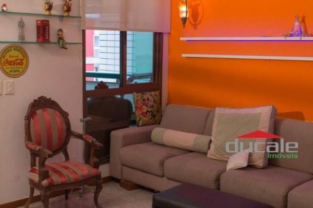 Cobertura Duplex 4 suites Praia do Canto, Vitória - Foto 4
