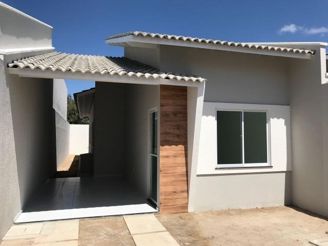 Excelente Casa Plana, próximo da Estrada do Fio - Foto 9