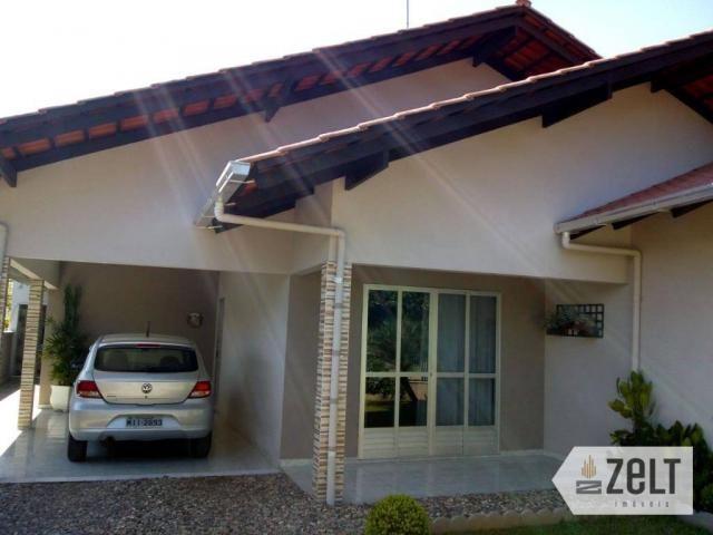 Casa residencial à venda, estradas das areias, indaial. - Foto 10