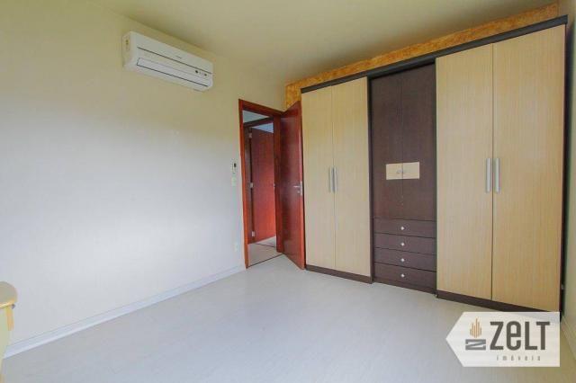 Apartamento residencial à venda, fortaleza, blumenau - ap0842. - Foto 14