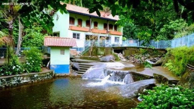 Fazenda para venda em cachoeiras de macacu, boca do mato, 7 dormitórios, 4 suítes, 6 banhe