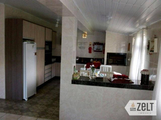 Casa residencial à venda, estradas das areias, indaial. - Foto 14