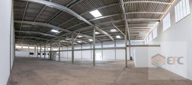 Galpão para alugar, 1322 m² por r$ 16.000,00/mês - parque de exposições - parnamirim/rn