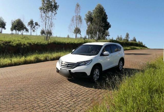 Crv 2012 modelo novo