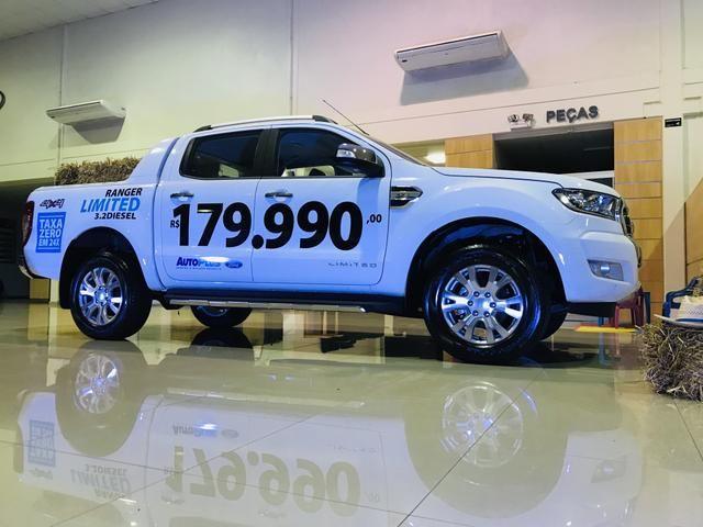 Ford Ranger Limited Zero Km! - Foto 2