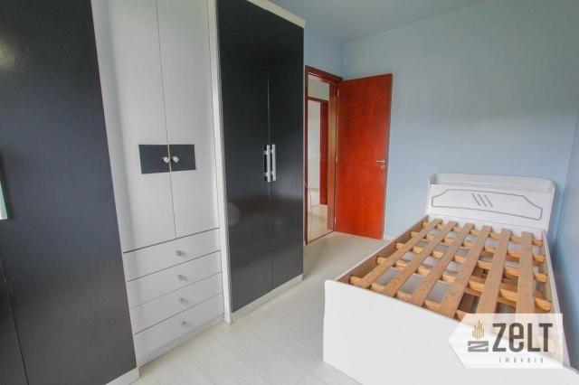 Apartamento residencial à venda, fortaleza, blumenau - ap0842. - Foto 12
