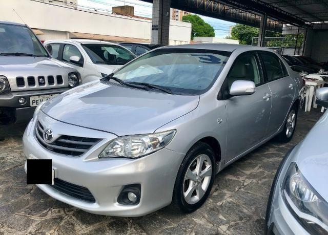 Toyota Corolla XEI 2.0 Prata Automático Top de linha - Foto 4