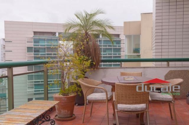 Cobertura Duplex 4 suites Praia do Canto, Vitória - Foto 10
