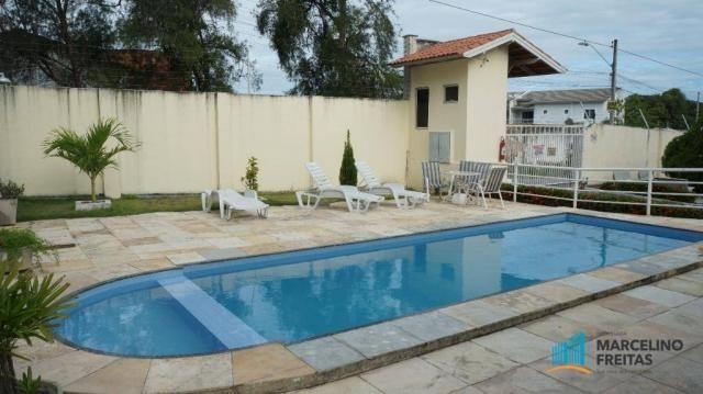 Apartamento residencial à venda, Messejana, Fortaleza - AP3741. - Foto 2