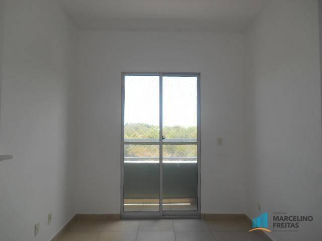 Apartamento residencial à venda, Manoel Dias Branco, Fortaleza. - Foto 9