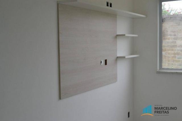Apartamento residencial à venda, Jangurussu, Fortaleza. - Foto 13