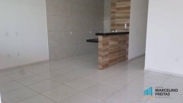 Casa com 3 dormitórios à venda, 90 m² por R$ 230.000 - São Bento - Fortaleza/CE - Foto 6