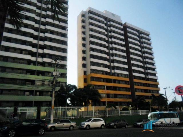 Apartamento residencial à venda, São Gerardo, Fortaleza - AP2311. - Foto 2