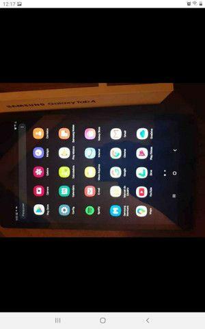 Tablet Samsung A 32Gb Android 8.0 um mês de uso