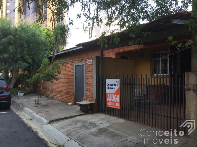 Casa para alugar com 4 dormitórios em Centro, Ponta grossa cod:392953.001