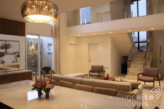 Casa à venda com 4 dormitórios em Órfãs, Ponta grossa cod:392486.001 - Foto 3