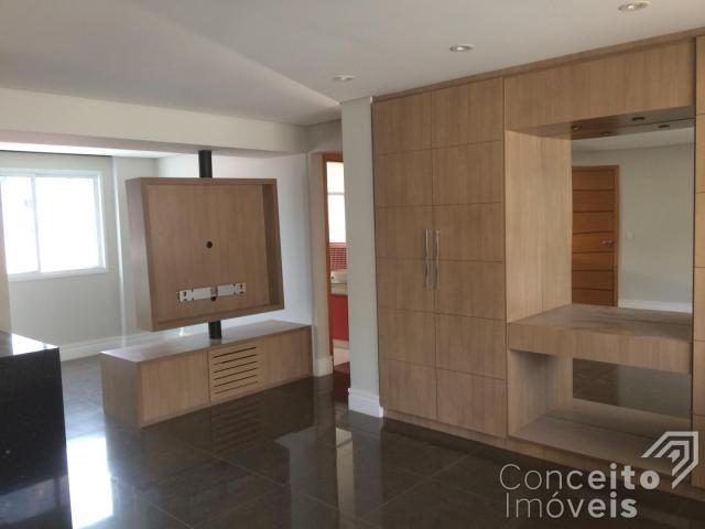 Apartamento à venda com 2 dormitórios em Estrela, Ponta grossa cod:392631.001 - Foto 9