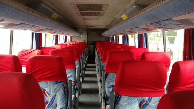 Ônibus Volkswagen 17.260 LO 4x2 - Busscar Vissta Buss HI 46 Passageiros - Foto 9