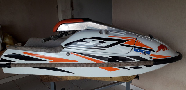 Kawasaki 750 jet ski  - Foto 2