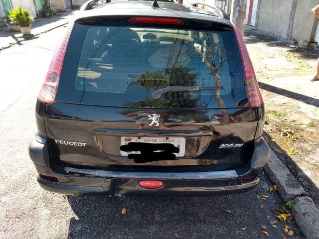 Peugeot 206 com gás 5°geracao - Foto 5