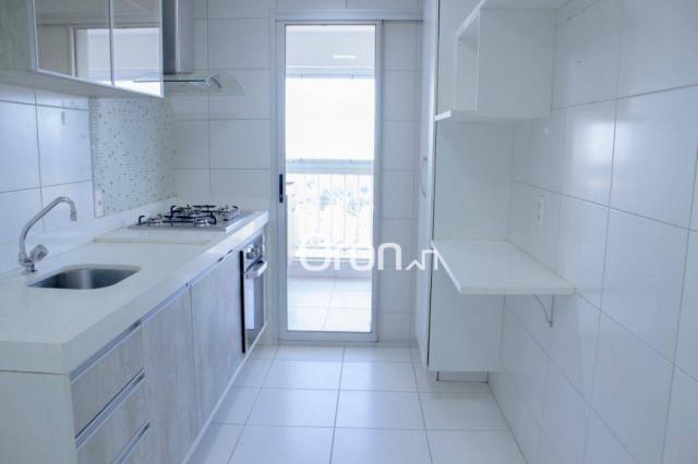 Apartamento à venda, 88 m² por R$ 445.000,00 - Jardim Goiás - Goiânia/GO - Foto 7