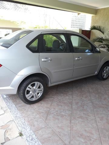 Ford Fiesta Sedan -2006 - otimo - Foto 8