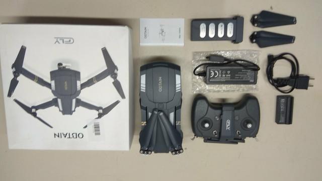Drone c-fly obtain (poucos vôos) - Foto 4