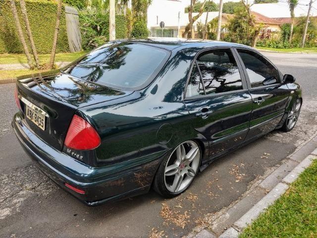 Fiat Marea SX 1.8 2002 . Suspensão a ar Rodas 17 Super Oferta Boa Vista Automóveis - Foto 6