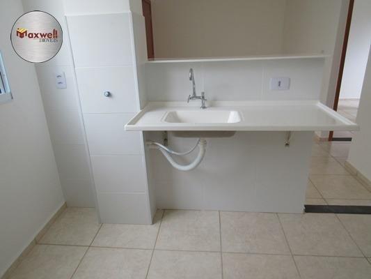 Aluga-se apartamento novo - Condomínio Gran América - Foto 10