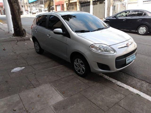 Fiat Palio 1.0 Attractive 8V Flex 4Ptas - Foto 6